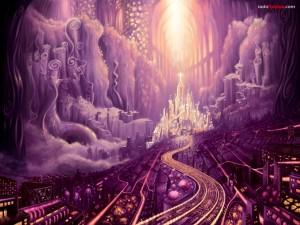 Un mundo de fantasía