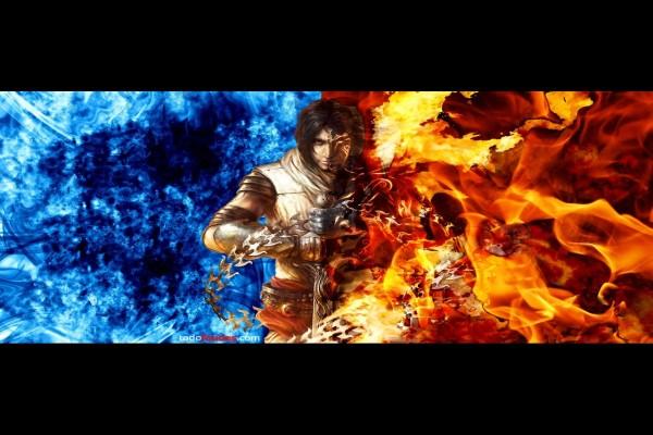 Prince of Persia, hielo y fuego