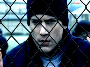 Postal: Prison Break: Michael Scofield en Fox River