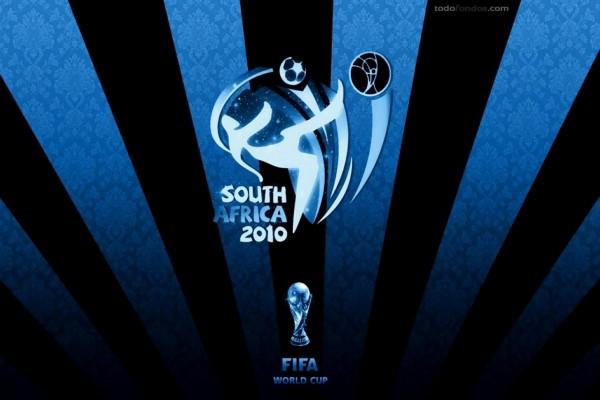Mundial de Fútbol de 2010 de Sudáfrica (en azules)
