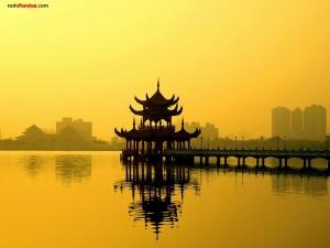 Lago Lotus, Kaohsiung (Taiwán)