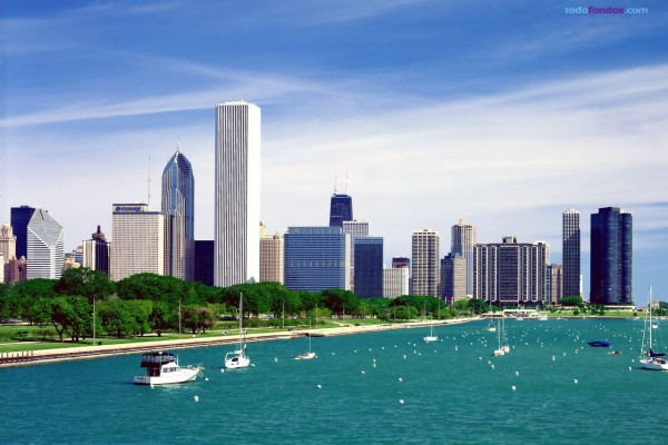 Lago Míchigan (Chicago)