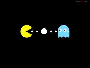 Postal: Pacman vs. Inky