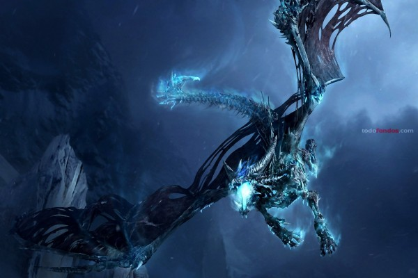 Dragón de World of Warcraft