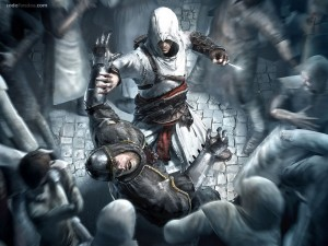 Assassin's Creed, lucha a muerte