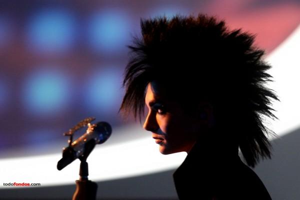 Bill Kaulitz, vocalista de Tokio Hotel