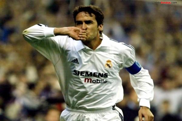 Raul Gonzalez Blanco (futbolista del Real Madrid)