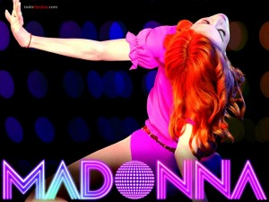 Postal: Confessions on a dance floor (Madonna)