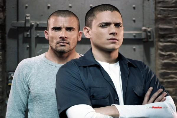 Hermanos Scofield de Prison Break