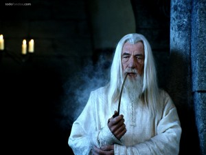 Postal: Gandalf