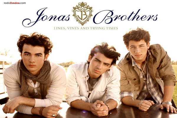 "Jonas Brothers: ""Lines, Vines and Trying Times"""