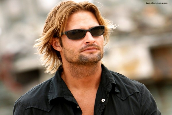 "James Ford, alias ""Sawyer"" (Josh Holloway)"