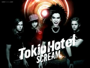 "Tokio Hotel: ""Scream"""