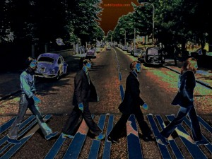 "Postal: The Beatles: ""Abbey Road"""