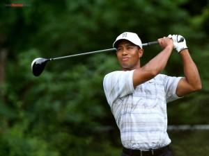 Postal: Tiger Woods