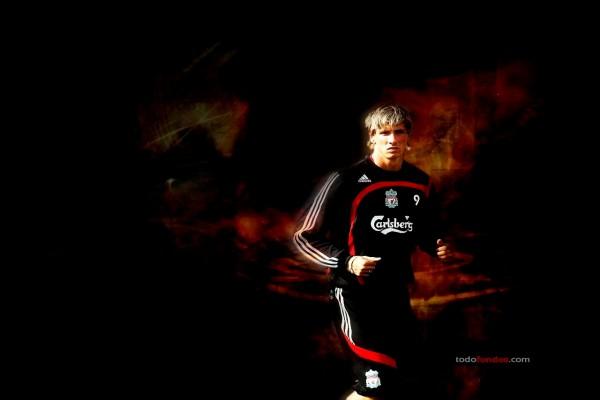 Fernando Torres, jugador del Liverpool FC