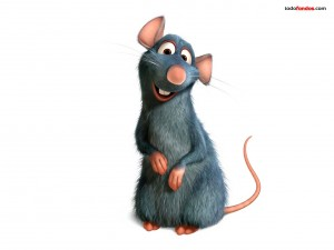Postal: Ratatouille