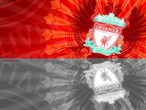 Postal: Escudo del Liverpool FC