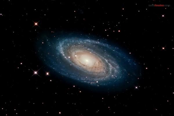 La Galaxia de Bode (M81)