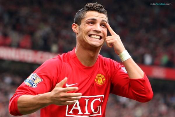Cristiano Ronaldo (jugador del Manchester United)