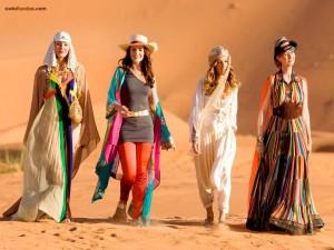 Sexo en Nueva York 2 (la película)... en el desierto