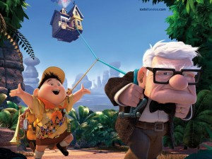 Postal: Up (Pixar/Disney)