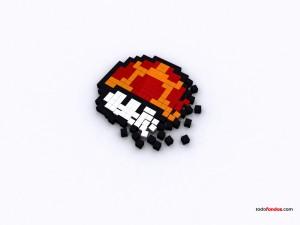 Seta de Super Mario