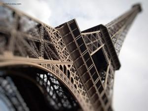 La Torre Eiffel en perspectiva