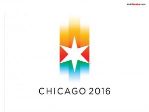 Postal: Juegos Olímpicos de Chicago 2016