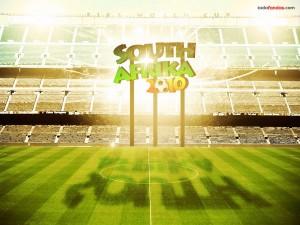 Postal: Sudáfrica 2010