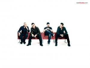 Los chicos de U2