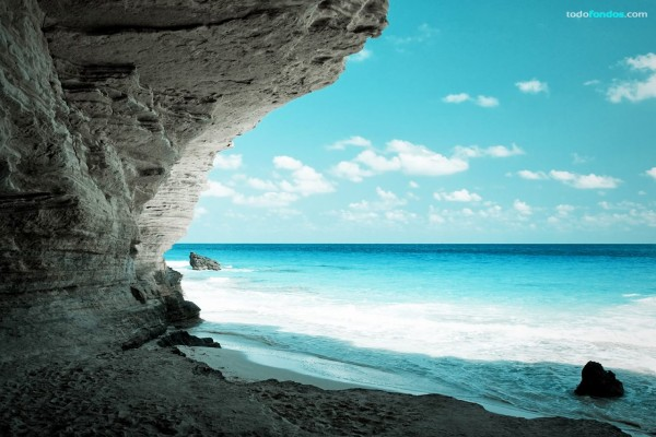 Playa de Ageeba (Marsa Matruh, Egipto)