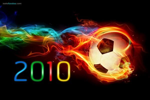 Balón de fuego del Mundial 2010