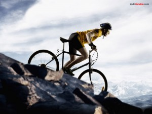Postal: Mountain Bike