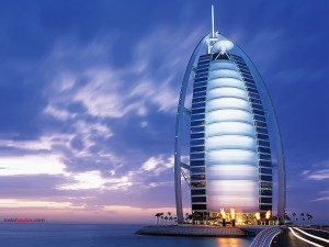 Postal: Burj Al Arab (Jumeirah, Dubái)