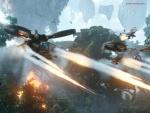 Batalla en Pandora entre humanos y na'vi