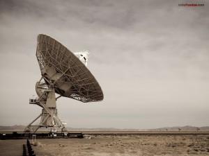 Postal: Radiotelescopio