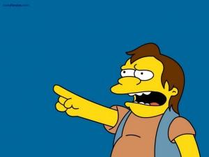 Nelson Muntz (Los Simpsons)