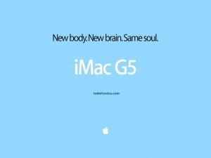 Postal: iMac G5