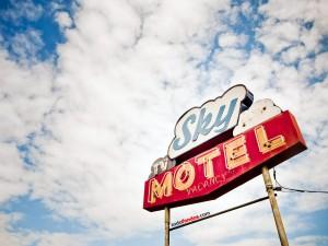 Postal: Motel Sky