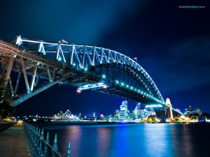 Postal: Puerto de Sydney
