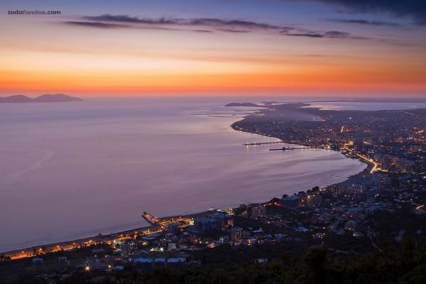 Ciudad de Vlorë (Albania)