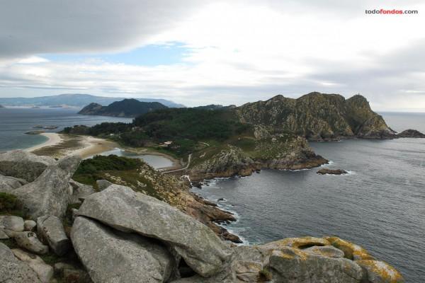 Islas Cíes (Vigo, España)