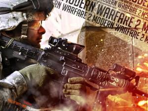 Postal: CoD - Modern Warfare 2