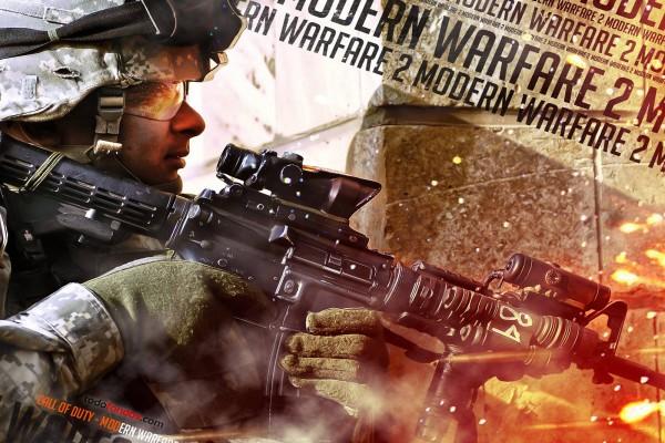 CoD - Modern Warfare 2