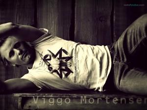 Postal: Viggo Mortensen