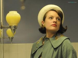 "Margaret ""Peggy"" Olson (Elisabeth Moss)"