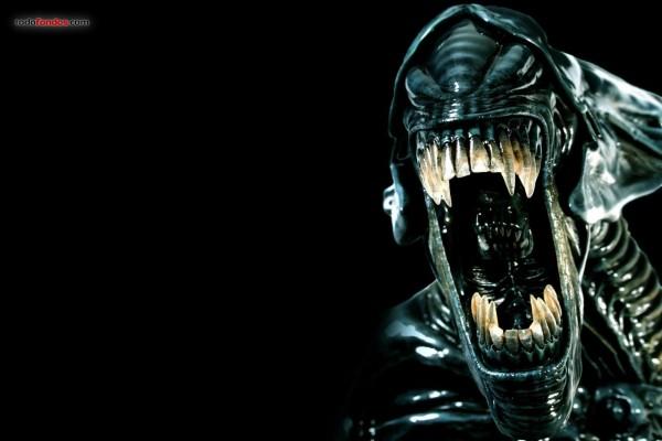 Las fauces del Alien