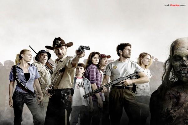Rodeados de zombis