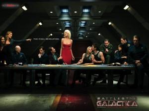 Battlestar Galactica: La Revelación Final